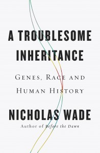 A Troublesome Inheritance Cover