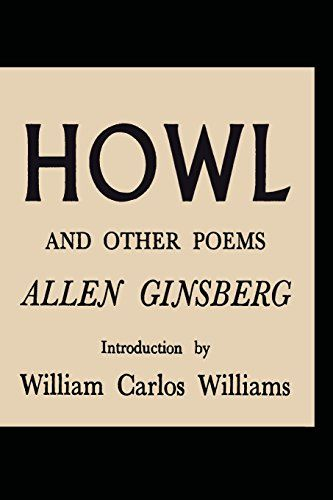 Howl And Other Poems Alexander Kosoris