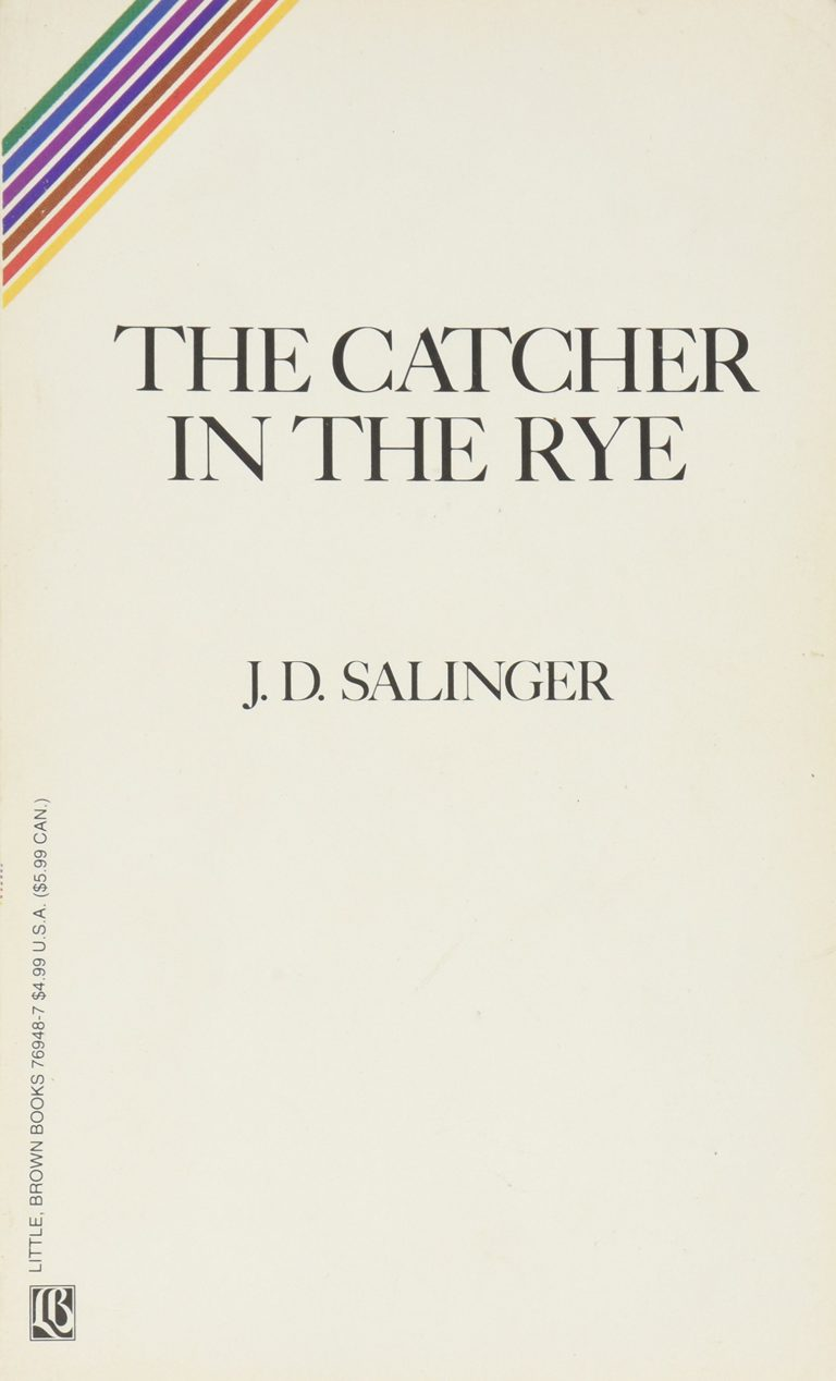 an analysis of death as an escape in the catcher in the rye by j d salinger